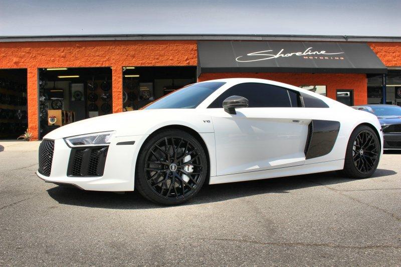 Audi - Shoreline Motoring