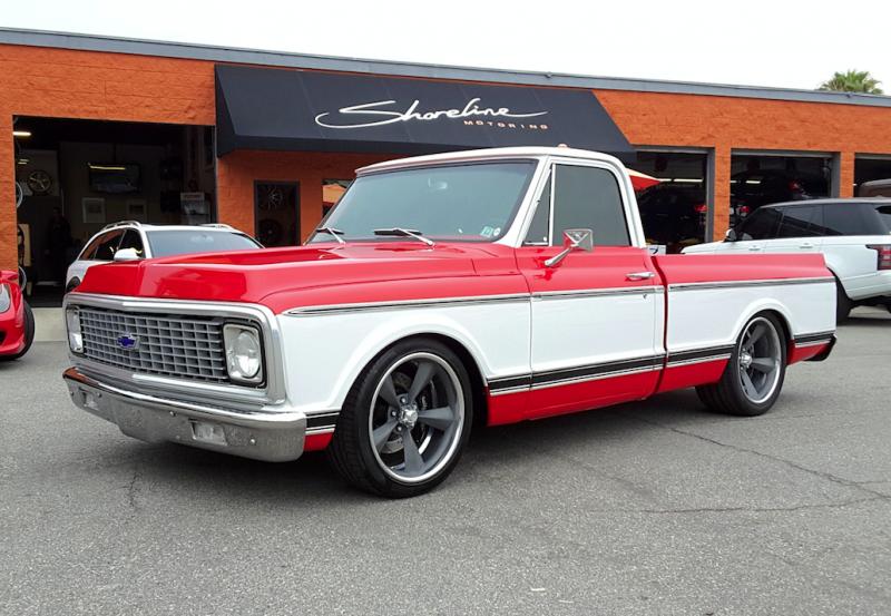 Truck & SUV - Shoreline Motoring
