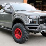 "2018, Ford, Raptor, Gen2, Leadfoot, Grey, Fuel Offroad, D100, Zephyr, Beadlock, Wheels, RPG, Collar, Leveled, 37/12.50R17, Nitto, Ridge Grappler, 17""x9"" -15 et, DTE systems, Chip tuning, Power control, PedalBox"