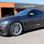 Shoreline_Motoring_BMW_435i_Beyern_Antler_Michelin_4s_20_inch_PedalBox_Magnaflow_H&R_Springs_Carbon_Fiber