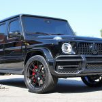 Shoreline_Motoring_G_Wagon_PedalBox_G63_G550_Brabus_OEM_Matte_Black_Wheels_Chrome_Delete_Black-Out_Murdered_Out_2020_Custom_Exhaust_Avant_Garde_Forged_Carbon_Fiber_3_Piece_Wheels_AG_Luxury