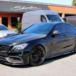 Shoreline_Motoring_Mercedes_Benz_C63s_AMG_Mode_Carbon_Zito_Wheels_PedalBox_DTE_Systems_Michelin_Nyjah_Huston