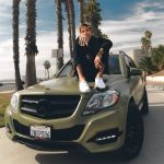 Shoreline_Motoring_Mercedes_GLK_Satin_Khaki_Green_Matte_Army_Green_PedalBox_Zito_Wheels_BFG_KO2_255/55r18_Boo_Johnson