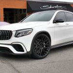 Shoreline_Motoring_PedalBox_Mercedes_GLC_GLC63_AMG_Lowered_Ghost_Links_Victor_Equipment_Wheels