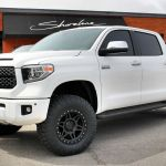 Shoreline_Toyota_Tundra_Platinum_Icon_FOX_DSC Coilovers_Suspension_Ceramic_Tint_Nitto_Ridge_Grappler_295/70r18_Method_Race_Wheels_MR312_PedalBox